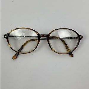 Kenneth Cole Dont Be Plastic 130MM Tortoise Glass